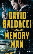 Cover-Bild zu Memory Man (eBook) von Baldacci, David