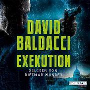 Cover-Bild zu Exekution (Audio Download) von Baldacci, David