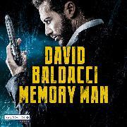 Cover-Bild zu Memory Man (Audio Download) von Baldacci, David