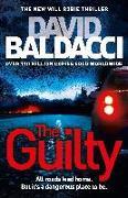 Cover-Bild zu The Guilty von Baldacci, David