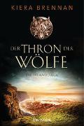 Cover-Bild zu Der Thron der Wölfe von Brennan, Kiera