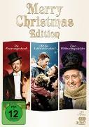 Cover-Bild zu Merry Christmas Edition von Heinz Rühmann (Schausp.)