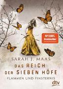 Cover-Bild zu Das Reich der Sieben Höfe - Flammen und Finsternis von Maas, Sarah J.
