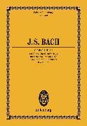 Cover-Bild zu Concerto D minor (eBook) von Bach, Johann Sebastian