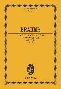 Cover-Bild zu Tragic Overture (eBook) von Brahms, Johannes