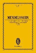 Cover-Bild zu A Midsummer Night's Dream (eBook) von Bartholdy, Felix Mendelssohn