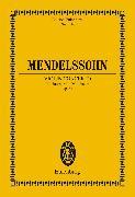 Cover-Bild zu Violin Concerto E minor (eBook) von Bartholdy, Felix Mendelssohn