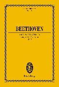 Cover-Bild zu Violin Concerto D major (eBook) von Beethoven, Ludwig van