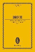 Cover-Bild zu Violin Concerto No. 1 G minor (eBook) von Bruch, Max