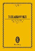 Cover-Bild zu Violin Concerto D Major (eBook) von Tchaikovsky, Pyotr Ilyich