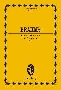 Cover-Bild zu Symphony No. 3 F major (eBook) von Brahms, Johannes