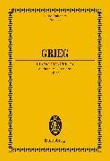 Cover-Bild zu Piano Concerto A minor (eBook) von Grieg, Edvard