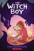 Cover-Bild zu Ostertag, Molly Knox: The Witch Boy