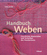 Handbuch Weben von Arndt, Erika