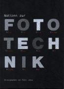Notizen zur Fototechnik von Jenny, Peter (Hrsg.)