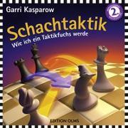 Schachtaktik von Kasparow, Garri