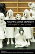 Cover-Bild zu Arguing about Disability (eBook) von Kristiansen, Kristjana (Hrsg.)