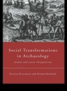 Cover-Bild zu Social Transformations in Archaeology (eBook) von Kristiansen, Kristian