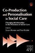 Cover-Bild zu Co-Production and Personalisation in Social Care (eBook) von Kristiansen, Kristjana (Beitr.)
