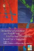 Cover-Bild zu Deinstitutionalization and People with Intellectual Disabilities (eBook) von Traustadottir, Rannveig (Hrsg.)