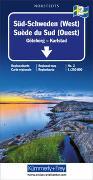 Süd-Schweden (West) Nr. 02 Regionalkarte Schweden 1:250 000. 1:250'000 von Hallwag Kümmerly+Frey AG (Hrsg.)