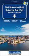 Süd-Schweden (Ost) Nr. 03 Regionalkarte Schweden 1:250 000. 1:250'000 von Hallwag Kümmerly+Frey AG (Hrsg.)