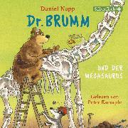 Cover-Bild zu Dr. Brumm und der Megasaurus und weitere Geschichten (Audio Download) von Napp, Daniel