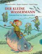 Cover-Bild zu Der kleine Wassermann: Sommerfest im Mühlenweiher von Preußler, Otfried
