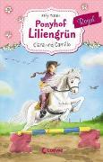 Cover-Bild zu Ponyhof Liliengrün Royal (Band 3) - Clara und Camillo von McKain, Kelly
