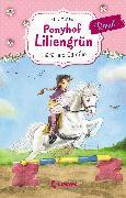 Cover-Bild zu Ponyhof Liliengrün Royal (Band 3) - Clara und Camillo (eBook) von McKain, Kelly