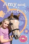 Cover-Bild zu Amy and Amber (eBook) von McKain, Kelly