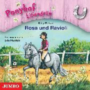 Cover-Bild zu Ponyhof Liliengrün. Rosa und Ravioli (Audio Download) von McKain, Kelly
