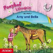 Cover-Bild zu Ponyhof Liliengrün. Amy und Bella (Audio Download) von McKain, Kelly