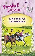Cover-Bild zu Ponyhof Liliengrün - Mein Sommer mit Traumpony (eBook) von McKain, Kelly
