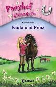 Cover-Bild zu Ponyhof Liliengrün (Band 2) - Paula und Prinz von McKain, Kelly