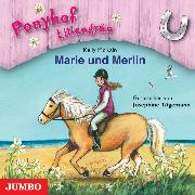 Cover-Bild zu Ponyhof Liliengrün. Marie und Merlin (Audio Download) von McKain, Kelly