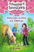 Cover-Bild zu Ponyclub Seestern (Band 2) - Kätzchen suchen ein Zuhause (eBook) von McKain, Kelly