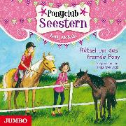 Cover-Bild zu Rätsel um das fremde Pony (Audio Download) von McKain, Kelly