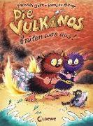 Cover-Bild zu Die Vulkanos brüten was aus! von Gehm, Franziska