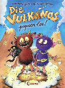Cover-Bild zu Die Vulkanos pupsen los! (eBook) von Gehm, Franziska