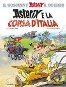 Cover-Bild zu Goscinny, René: Asterix e la corsa d'Italia Band 37