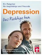 Cover-Bild zu Depression. Das Richtige tun von Hutterer, Christine