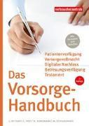 Cover-Bild zu Das Vorsorge-Handbuch von Bittler, Jan