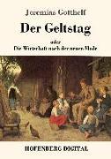 Cover-Bild zu Der Geltstag (eBook) von Gotthelf, Jeremias