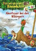 Cover-Bild zu Das magische Baumhaus junior (Band 15) - Abenteuer bei den Wikingern von Pope Osborne, Mary