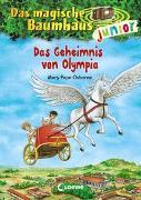 Cover-Bild zu Das magische Baumhaus junior (Band 19) - Das Geheimnis von Olympia von Pope Osborne, Mary