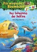 Cover-Bild zu Das magische Baumhaus junior (Band 9) - Das Geheimnis der Delfine von Pope Osborne, Mary