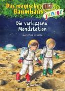 Cover-Bild zu Das magische Baumhaus junior (Band 8) - Die verlassene Mondstation von Pope Osborne, Mary