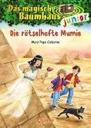Cover-Bild zu Das magische Baumhaus junior (Band 3) - Die rätselhafte Mumie von Pope Osborne, Mary