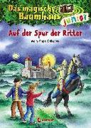 Cover-Bild zu Das magische Baumhaus junior (Band 2) - Auf der Spur der Ritter von Pope Osborne, Mary